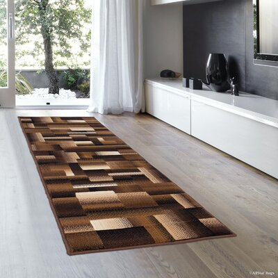 Rowe Chocolate Area Rug