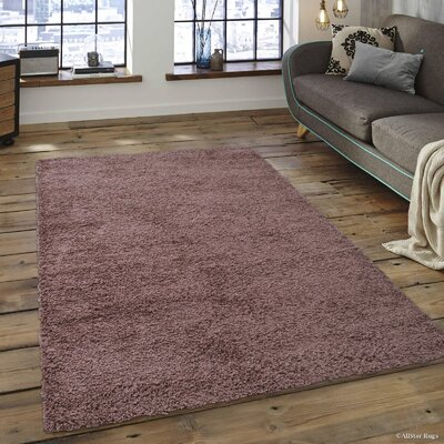 Bettincourt Champagne Area Rug Rug Size: 5 x 7