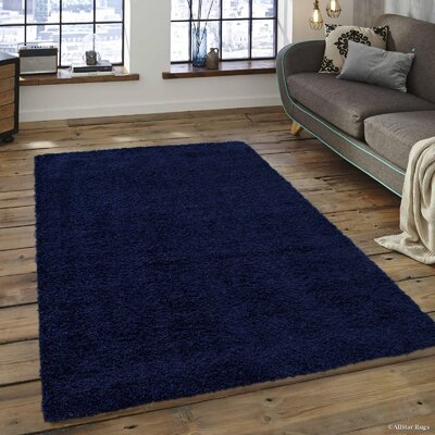 Karr Denim Area Rug Rug Size: 79 x 10
