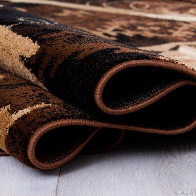 Iberide Berber Area Rug Rug Size: 39 x 51