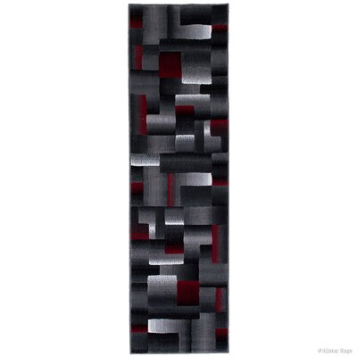 Rowe Lava Area Rug Rug Size: 710 x 10