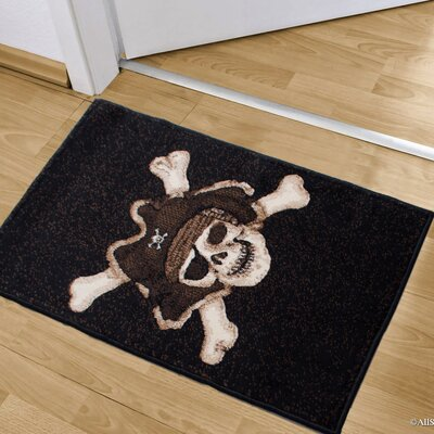 Alejandra Animal Skin and Nature Safari Woven Doormat