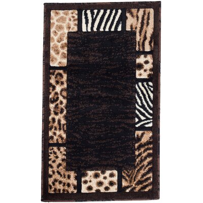 Hopkins High-Density Exotic Animal Skin Doormat