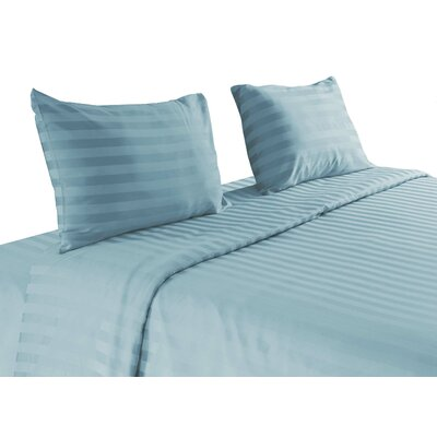 500 Thread Count 100 % Egyptian Quality Cotton Sheet Set Size: Queen, Color: Ivory