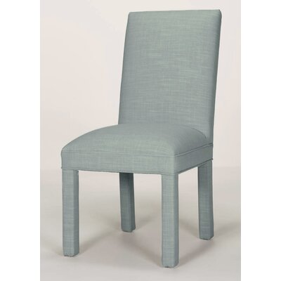 Brook Solid Parsons Chair Upholstery: Cloud