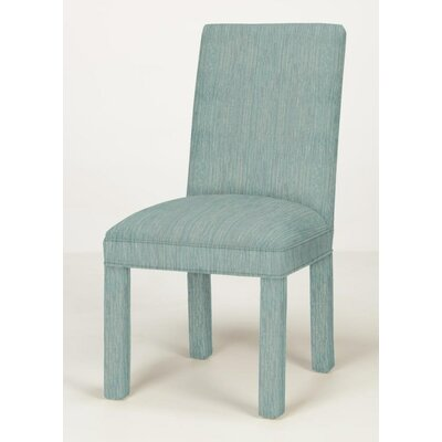 Brook Solid Parsons Chair Upholstery: Bahama