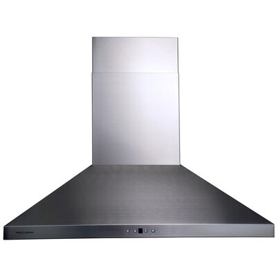 "36"" 860 CFM Convertible Wall Mounted Range Hood SV198F36"