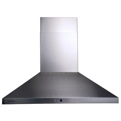 "29.31"" 860 CFM Convertible Wall Mounted Range Hood SV198F30"