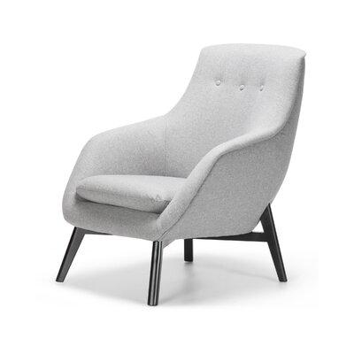Malakai Armchair Upholstery: Gray