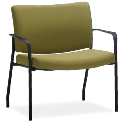 Anywhere Bariatric Guest Chair Seat Color: Scallion