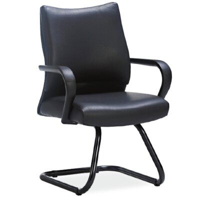 Profile Leather Guest Chair