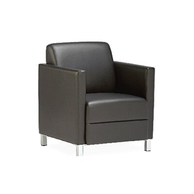 Tuxlite Armchair Upholstery Color: Black