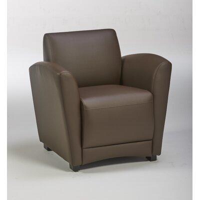 Harmony Armchair Color: Java