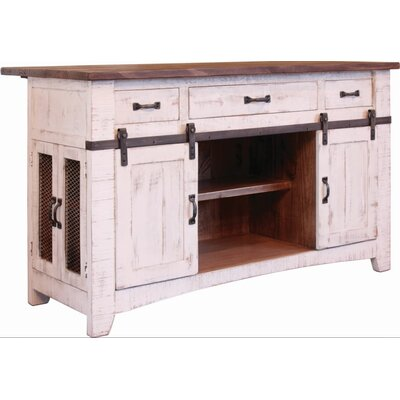 Pueblo Kitchen Island