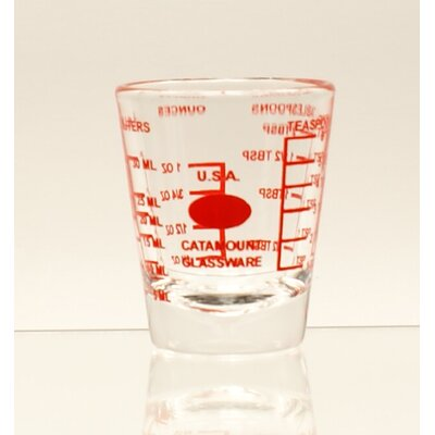 2 oz. Glass Measuring Cup CG4649
