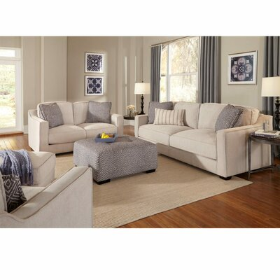Jenette Configurable Living Room Set