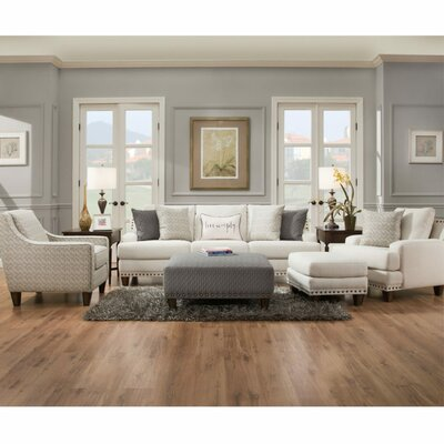 Guerro Configurable Living Room Set