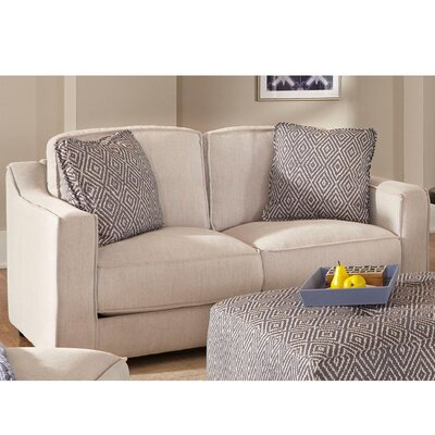 Jenette Stationary Loveseat
