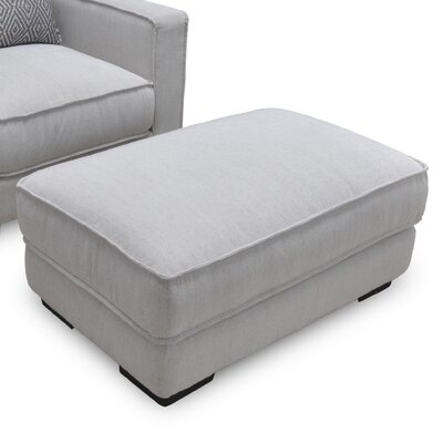 Jenette Stationary Push Up Ottoman