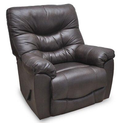 Eugenie Rocker Recliner Upholstery: Mink