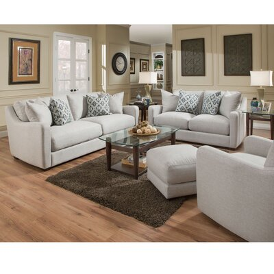 Charlaine Configurable Living Room Set