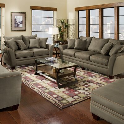 Peatman Configurable Living Room Set