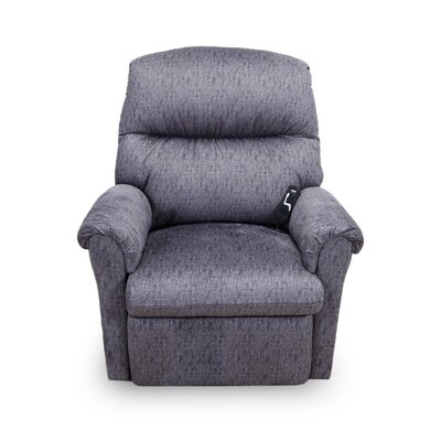 Mable Power Lift Assist Recliner Upholstery: Slate