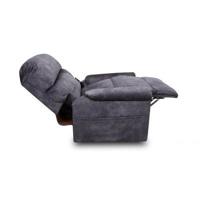 Sinclair Power Lift Assist Recliner Upholstery: Lead