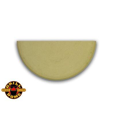 """Half Pizza Stone Size: 15"""" W PZH-15"""