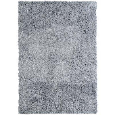 Herschel Shag Silver/Gray Area Rug Rug Size: 76 x 10