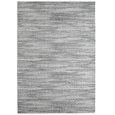 Marlinton Gray Area Rug Rug Size: 5 x 76