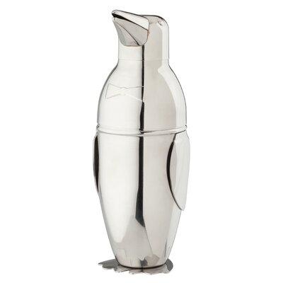 18 oz. Penguin Stainless Steel Cocktail Shaker 48024
