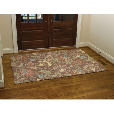 Elise Brown Area Rug