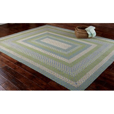 Sarasota Blue/Green Area Rug Rug Size: Rectangle 8 x 10