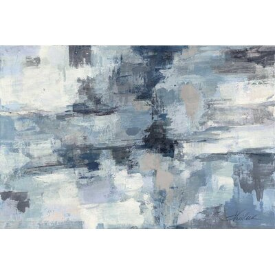 In the Clouds by Silvia Vassileva Painting Print on Canvas