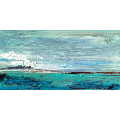 'On the Horizon' Painting Print on Canvas