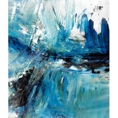 'Glimpse' Print on Painting Print on Canvas