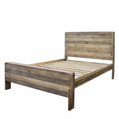 Worcester Panel Bed Size: King