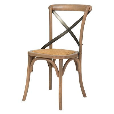 Leff Bistro Dining Chair Finish: Sundried