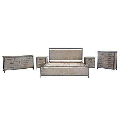 Mitt Platform Configurable Bedroom Set