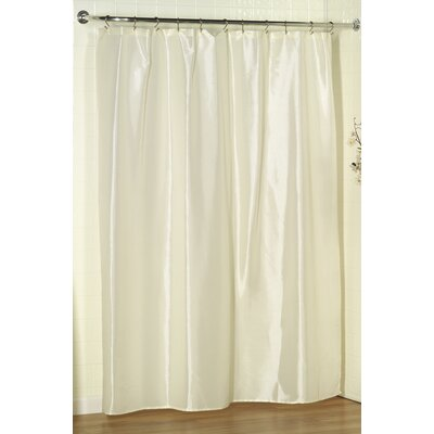 Parish Dobby Shower Curtain Color: Bone