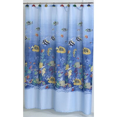 Tropical Sea Shower Curtain