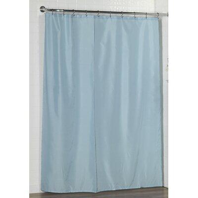 Shower Curtain Color: Light Blue