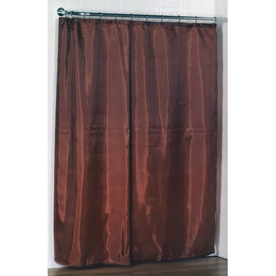 Shower Curtain Liner Color: Spice