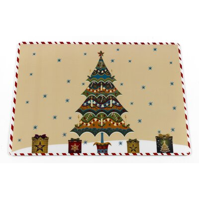 Christmas Time Holiday Placemat