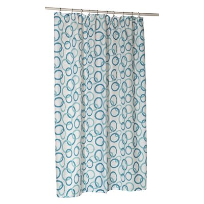 Circles Shower Curtain Liner