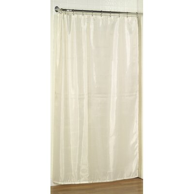 Shower Curtain Liner Color: Ivory