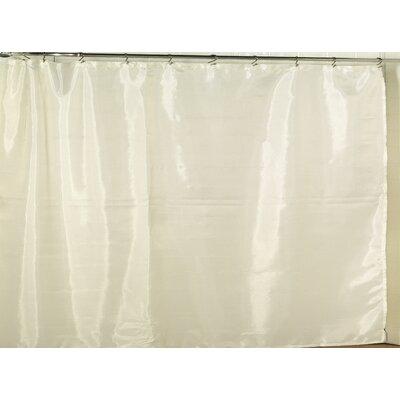 Shower Curtain Liner Color: Ivory
