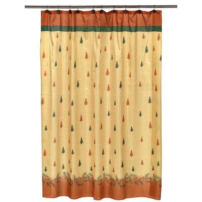 Winters Break Shower Curtain