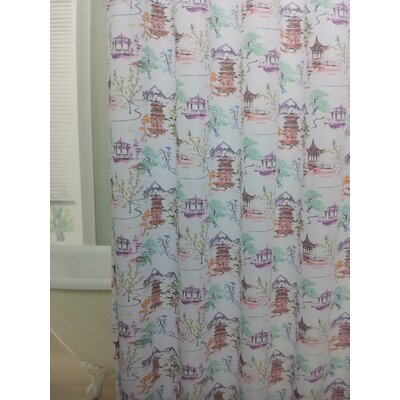 Arlene Imperial China Shower Curtain